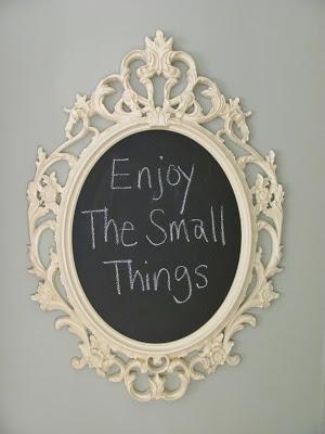 Dekorationly.com Geniet van The Small Things things small geniet