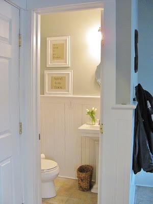 Anchored- Bath Design