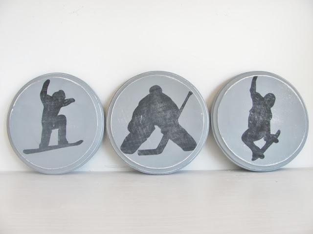 Dekorationly.com Sport silhouetten en verbazingwekkende gratis afdrukbare kunst verbazingwekkende sport silhouetten kunst gratis afdrukbare