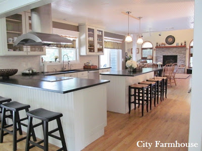 Style House Coastal Inspired Living City Farmhouse