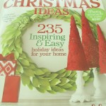 My Ornaments Are In The BHG Christmas Ideas Magazine!!