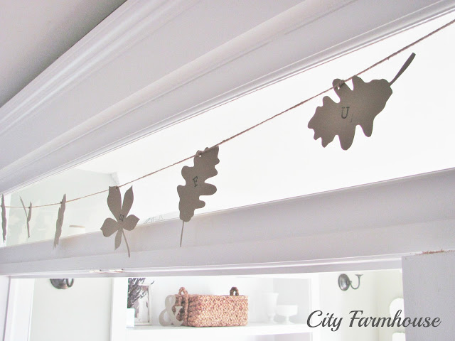 Simple Leaf Projects For Fall