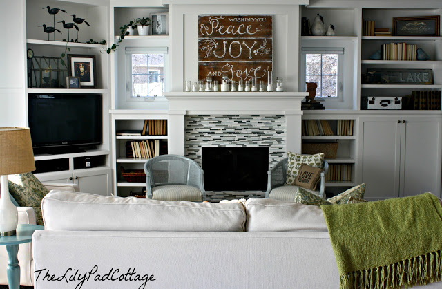Dekorationly.com Style House January-The Lily Pad Cottage style january house cottage
