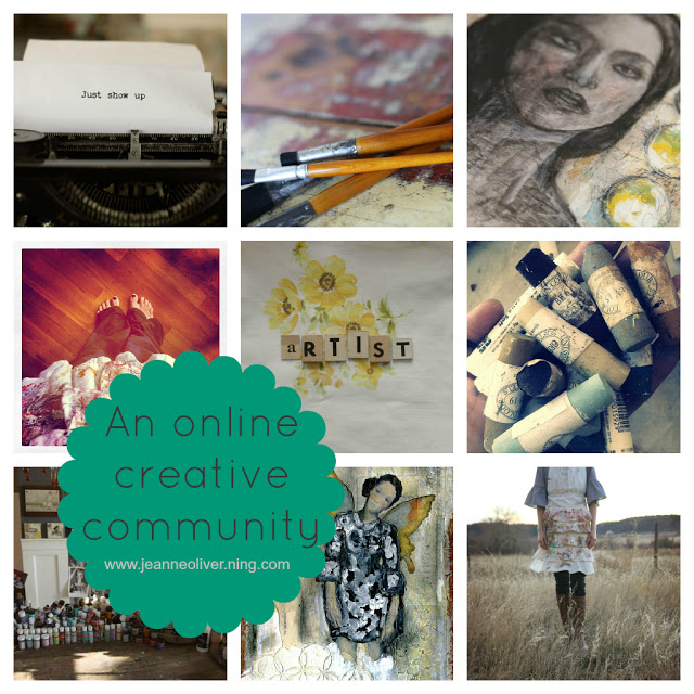 The Creatively Made Online Community