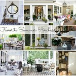 Favorite Summer Porches