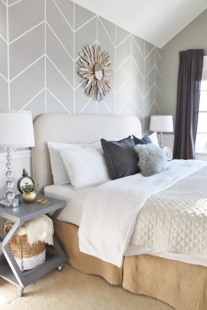 City Farmhouse-Master Bedroom &
