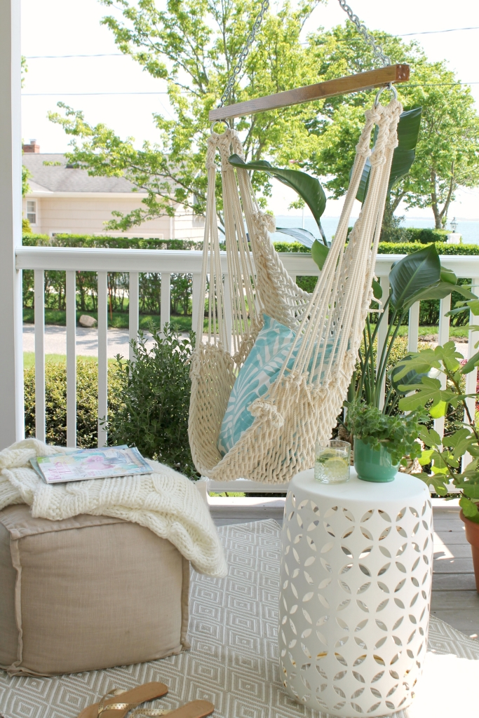 Summer Porch & Bay View