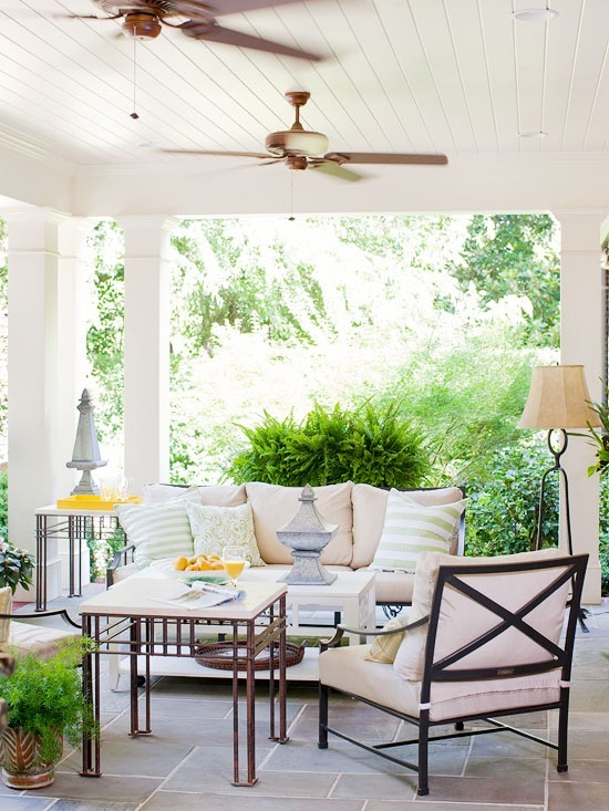 Favorite Summer Porches City Farmhouse
