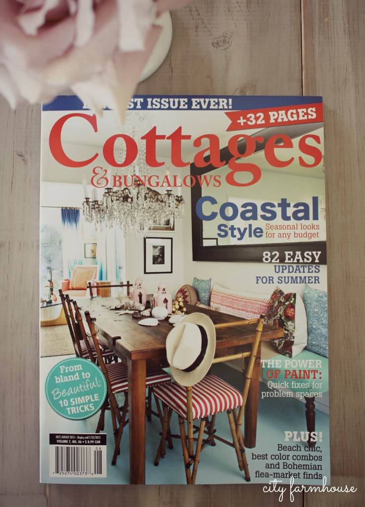 Cottage & Bungalows Feature-City Farmhouse