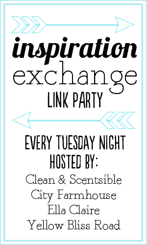 Dekorationly.com The Inspiration Exchange Linky Party # 14 party linky inspiration exchange