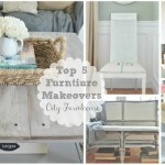 Top 5 Furniture Makeovers & Some Fun News