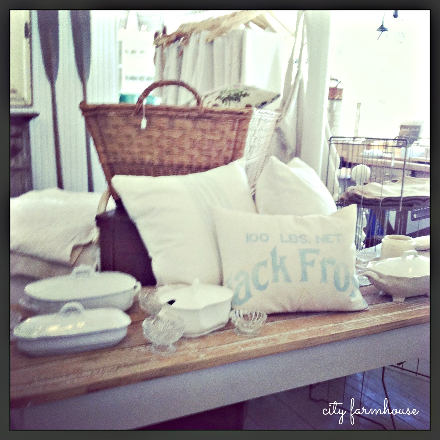 More Beautiful Styling From White Flower Farmhouse Southold Ny