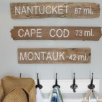 Coastal Sign Trio & Simple Tutorial