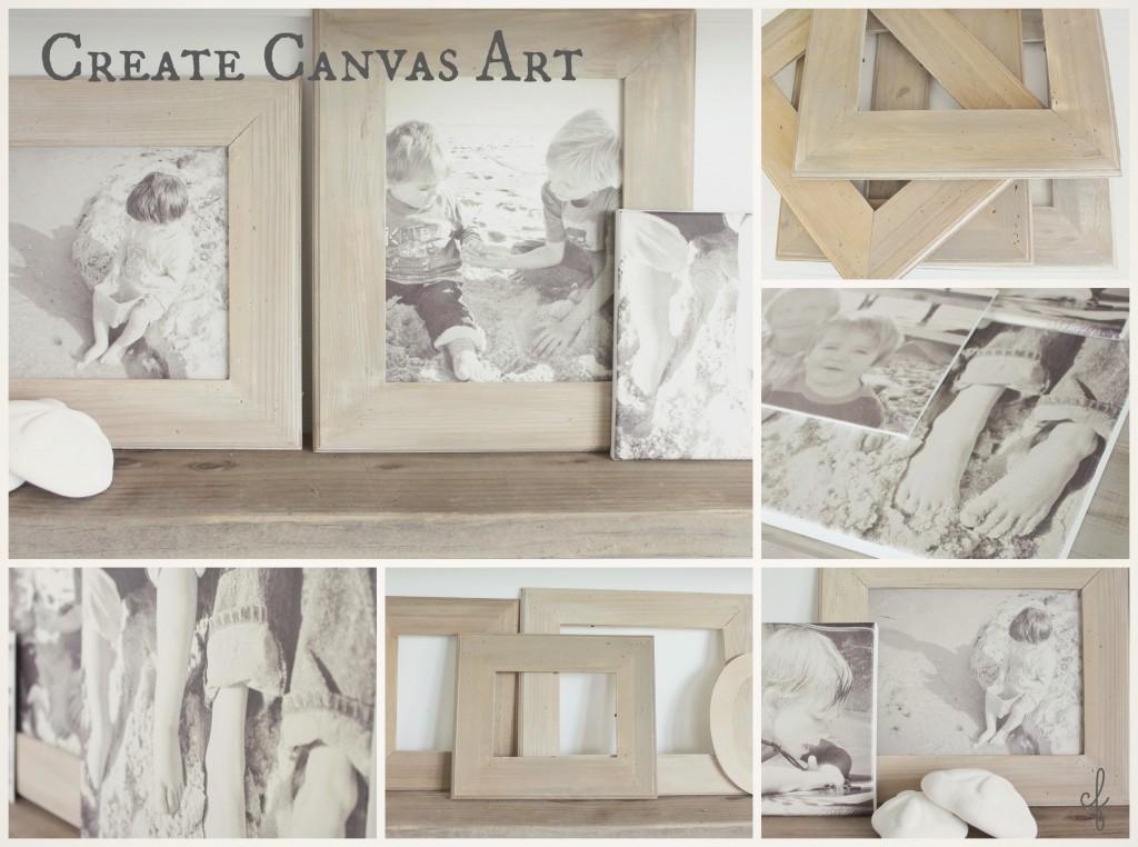 Create Canvas Art Inpsired Ideas For Summer