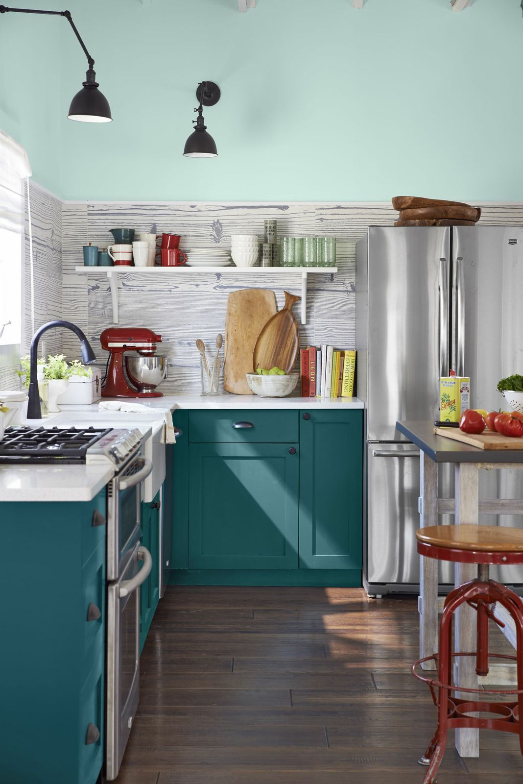 Country Living HOY Project Home Again Kitchen Design by Emily ...