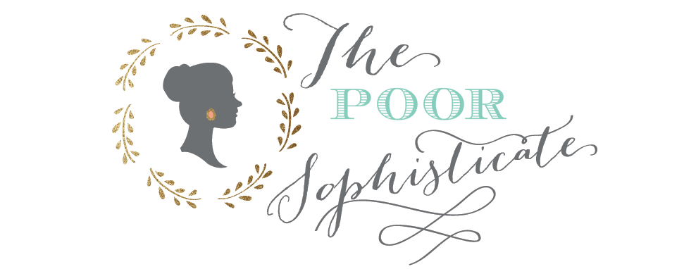 the poor sophisticate