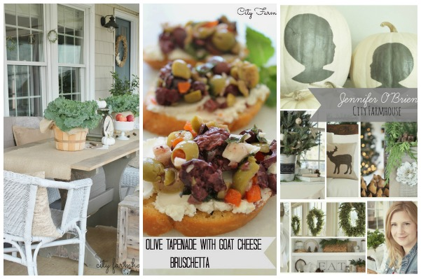 City Farmhouse Linky Party Feature #17