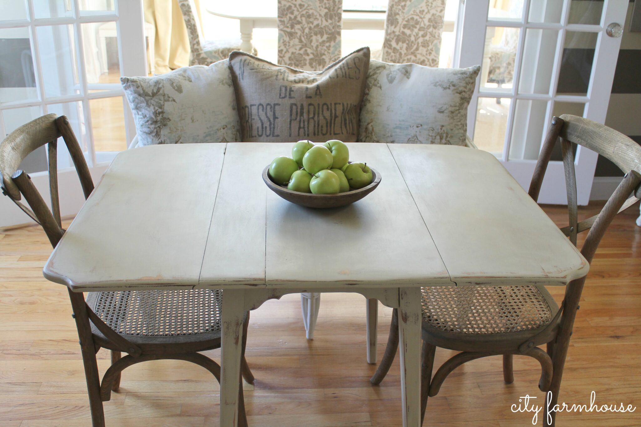 Budget Friendly Eating Nook Reveal City Farmhouse