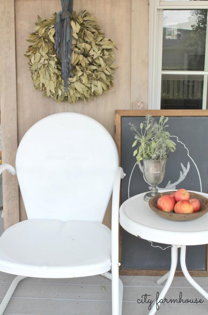 Dekorationly.com Seasons of Home-Autumn Porch Tour seasons porch autumn