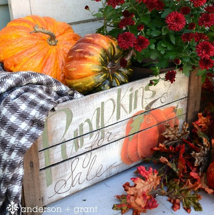 The Inspiration Exchange Features- 17 Fabulous Ideas for Fall