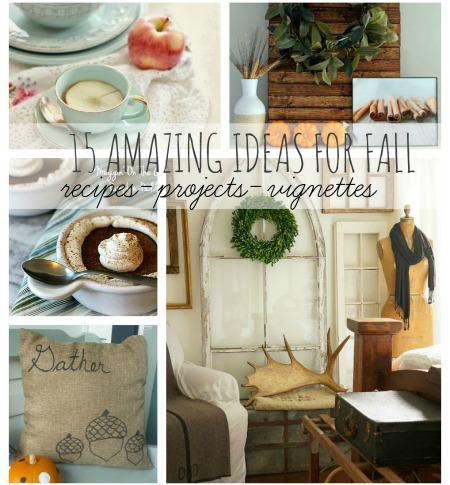 15 Amazing Ideas For Fall-The Inspiration Exchange Features