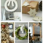 Christmas Decorating Inspiration {ideas to help create a festive home}