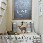 Creating A Cozy Nook