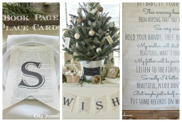 City Farmhouse Linky Party #25