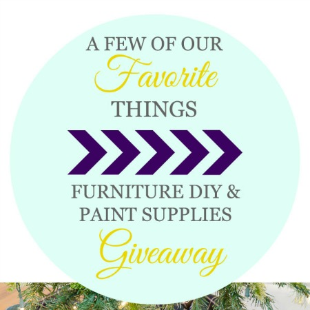 A Few Of Our Favorite Things Furniture Giveaway