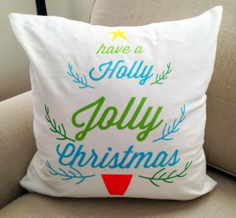 Holiday Favorites-Pillows & Tea Towels