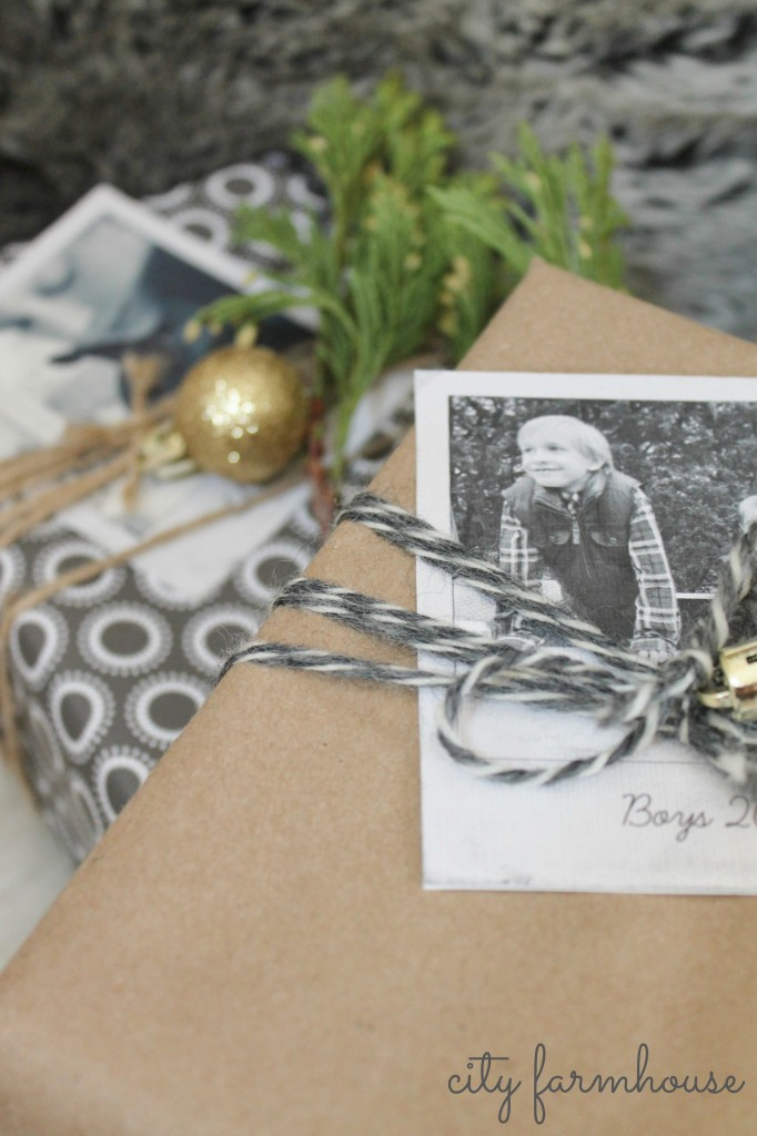 City Farmhouse-25 Days of Christmas- 1 projects=3 meaninful uses{gift wrap tags}