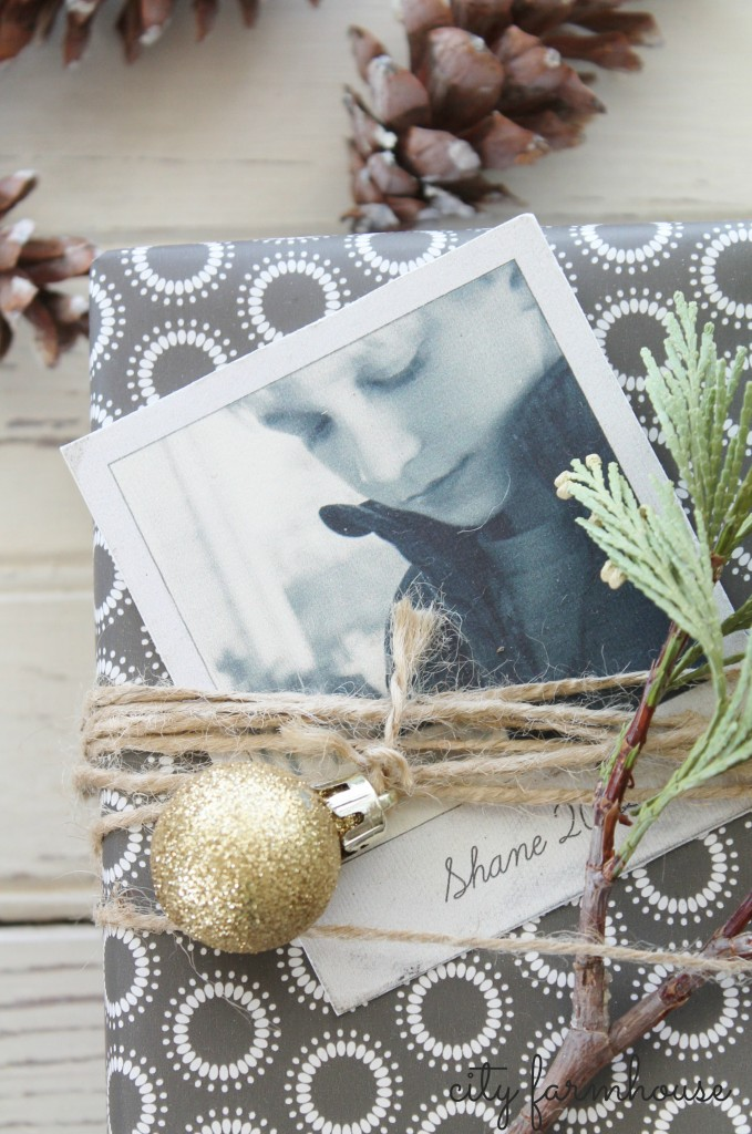 City Farmhouse-25 Days of Christmas- 1 projects=3 meaninful uses{use for gift tags]