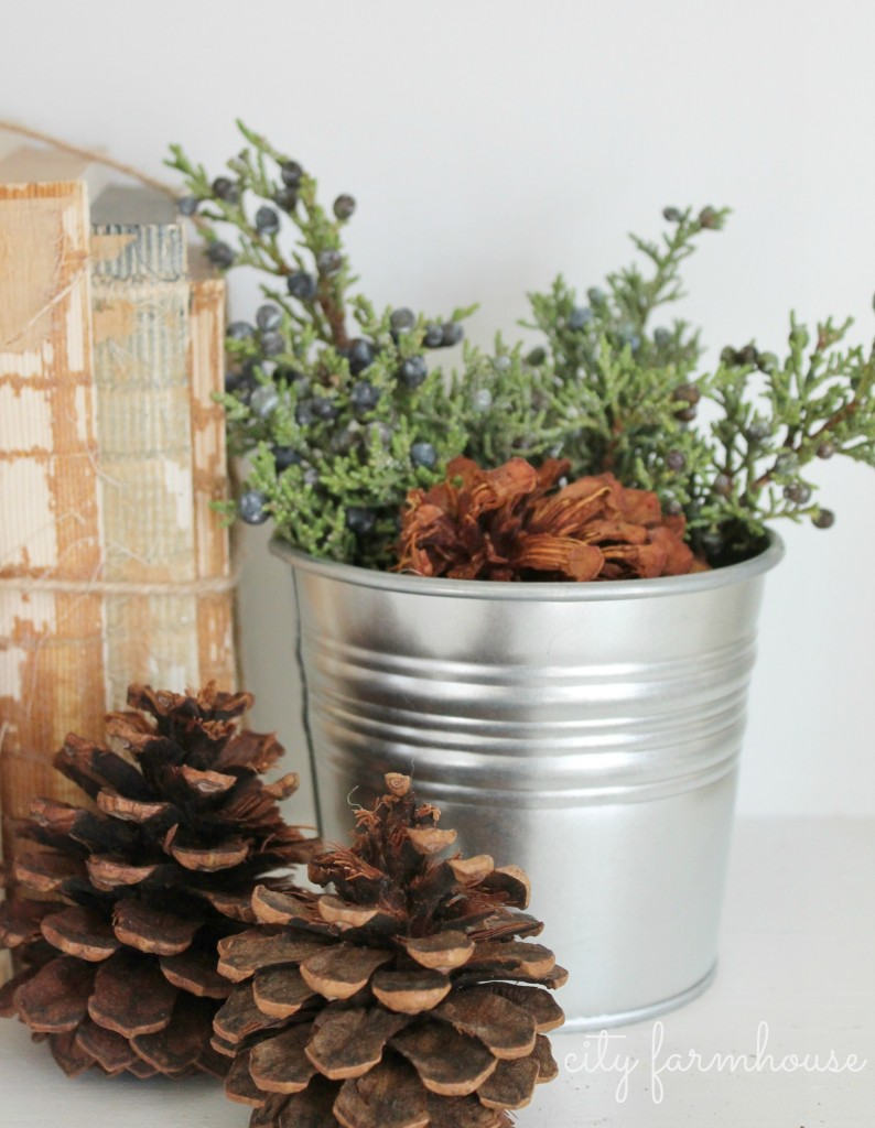 City Farmhouse (Farmhouse Christmas)  Dining Details