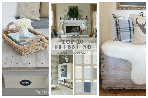 City Farmhouse The Inspiration Exchange Linky Party