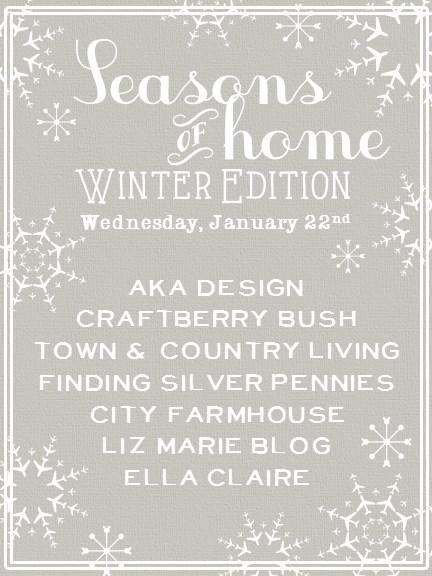 Seasons of Home Winter Edition