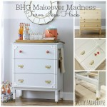 Makeover Madness Project Tutorial & Linky Party Hosted By Better Homes & Gardens