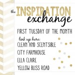 The Inspiration Exchange Linky Party {New Monthly Party}