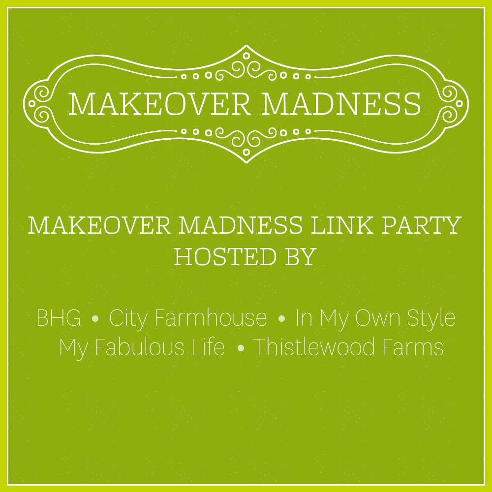 Dekorationly.com Makeover Madness Project Tutorial & Linky Party gehost door betere huizen & tuinen tutorial project party makeover madness linky gehost