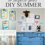 15 Amazing Projects To Inspire Your DIY Summer