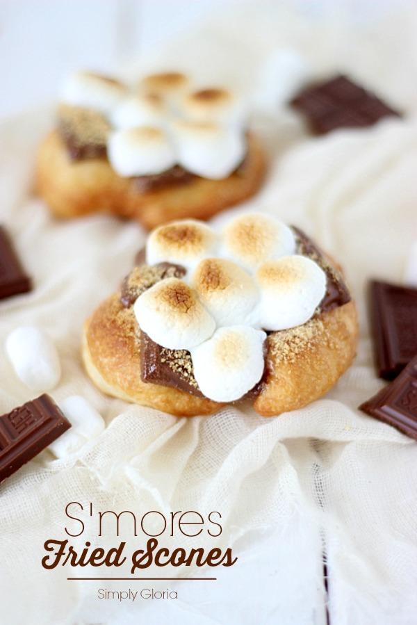 Smores-Fried-Scones-with-SimplyGloria_com-FriedScones