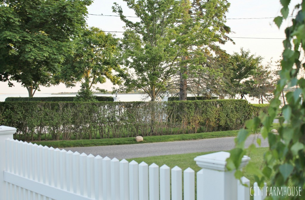 Summer Tour-View of Bay {City Farmhouse}