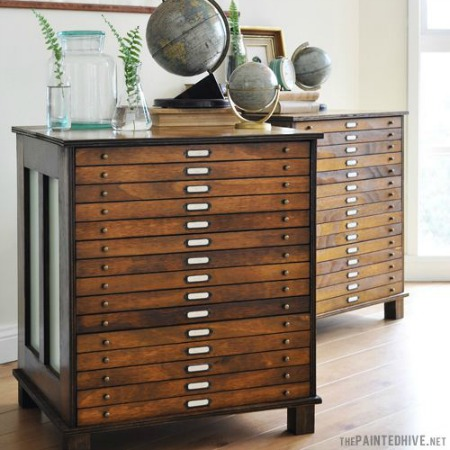 Ramblings on Thrifting & 12 Fabulous Furniture Makeover Trends over at BHG
