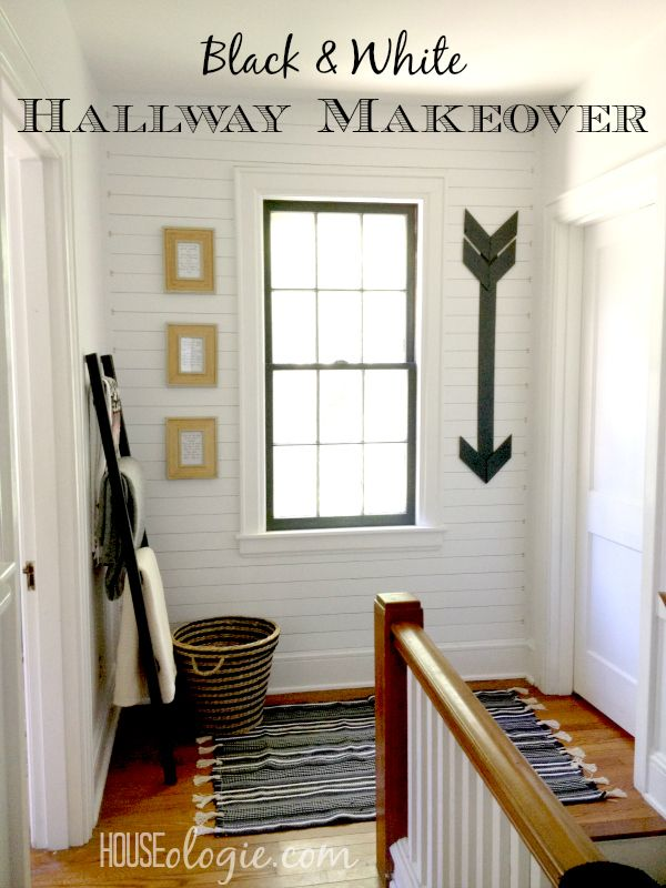 Features Houseologie Hallway Makeover