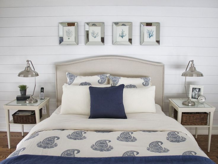 Features The Picket Fence Projects Bedroom Reveal