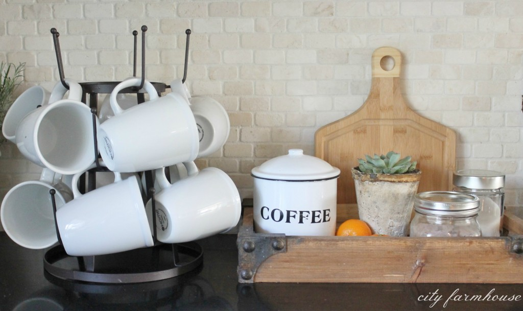 Coffee Station & Drying Rack by Cost Plus World Market