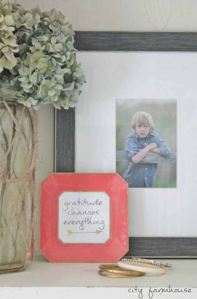 Free Fall Printable-Gratitide Changes Everything