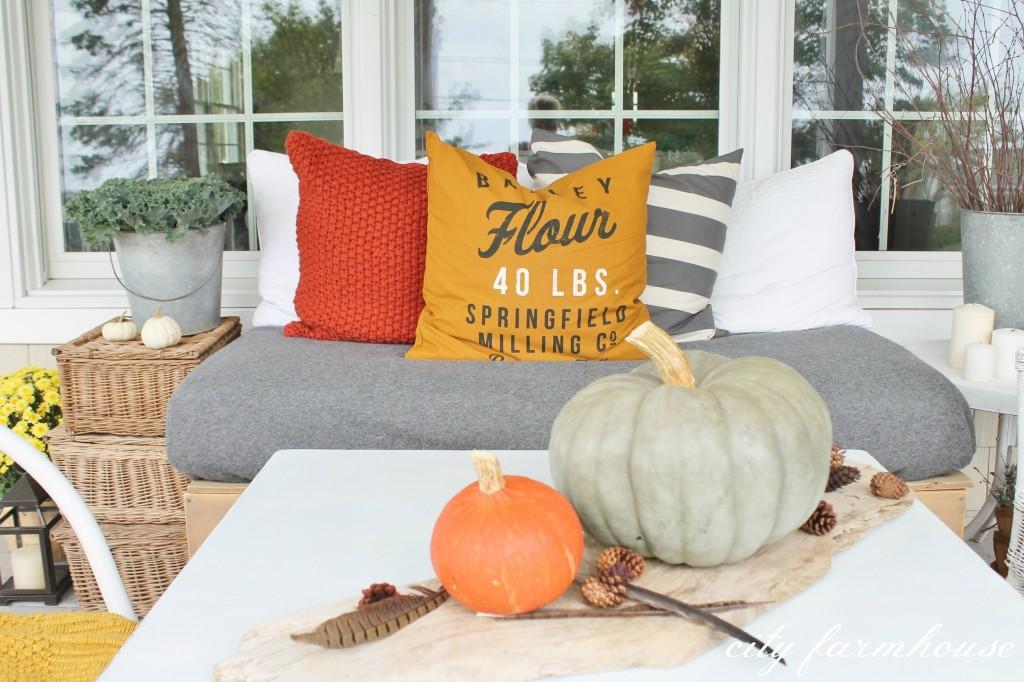 Pillows H & M-City Farmhouse