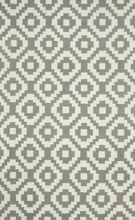 Rugs USA Gray Wool