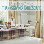 Thanksgiving Tablescape Hop