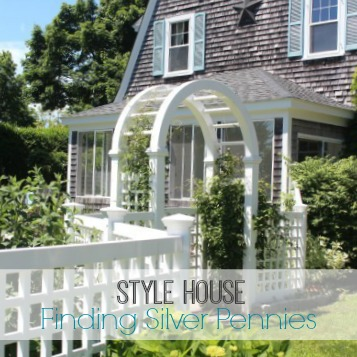 Style House-Finding Silver Pennies